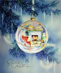 401 best cards ornaments images on pinterest retro christmas