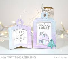 gift tag greetings winter wonderland tag builder blueprints 4