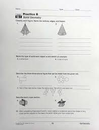 3 Dimensional Shapes Worksheets Mrs Garnet Mrs Garnet At Pvphs