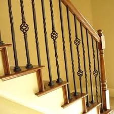 Iron Banister Spindles Iron Balusters Stair Parts Wrought Iron Balusters Staircase