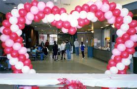 wedding arch balloons balloon arches for all occasions by balloon express