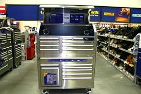Kobalt Tool Cabinets Denlors Auto Blog Blog Archive Tool Box With A Built In Stereo