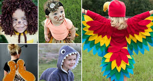 25 awesome diy animal costumes for kids desert chica