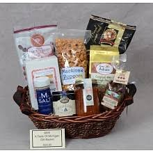 Michigan Gift Baskets Gift Basket Peters Gourmet Market
