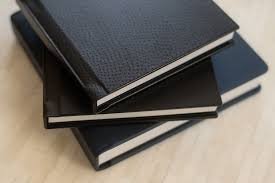 leather albums signature album in naval blue leather parent albums in black magic