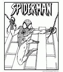 spiderman printable coloring sheets asoboo info