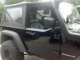 jeep wrangler unlimited half doors the ultimate half door review thread