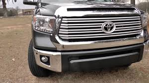 Toyota Tundra Diesel 2014 2014 Toyota Tundra Limited 4x4 Crewmax 5 7l V8 Detailed