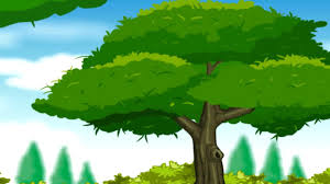 the trees are green nursery rhyme animated songs for children