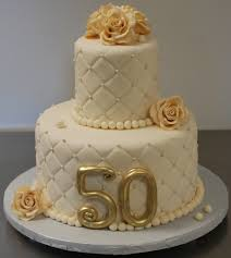 golden wedding cakes golden wedding anniversary cake decorations reception decoration