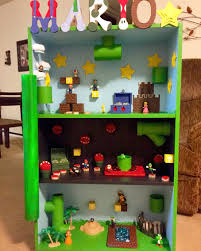 Mario Bros Wall Stickers Super Mario Playhouse Pins I Created 3 Pinterest