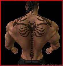 85 stylish zodiac scorpion tattoos on back