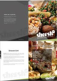 you cuisine catalogue bold playful restaurant catalogue design for a company by