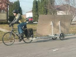 Ford Escape Bike Rack - plywood rack bikes at work