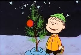 linus christmas tree drop the blanket 2 the rest of linuss story