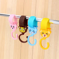 crochet ustensile cuisine 2 pcs lot en plastique 360 degrés hanger hanging crochets avec magic