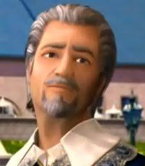 voice monsieur treville barbie musketeers