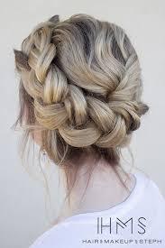 cuisiner chignons pretty hairstyle fabulous hair coiffures cheveux et
