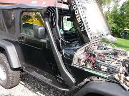 jeep yj snorkel 2 4l snorkel jeep wrangler forum