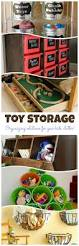 Kid Toy Storage Ideas Toy Storage Organizing Your Kids Clutter This U0027s Life Blog