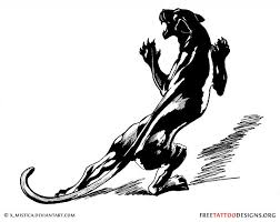 25 beautiful black panther tattoo ideas on pinterest panther