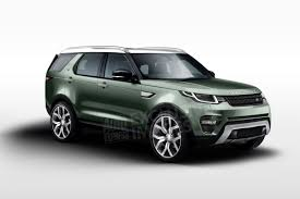 land rover white 2016 2017 land rover discovery to launch in late 2016 rendering