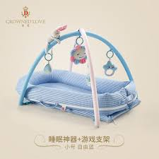 aliexpress com buy baby game mat portable infant bed soft