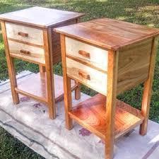 Cherry Wood Nightstands Custom Nightstands Handmade Bedside Tables Custommade Com
