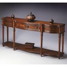 Oak Sofa Table by Hooker Furniture Preston Ridge Sofa Table Hayneedle
