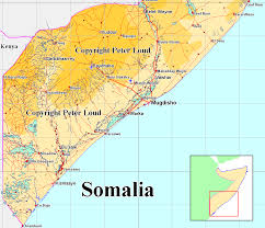 Yemen On World Map by Maps Of Yemen U0026 Somalia Peter Loud