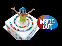 inside out cakes disney s inside out cake