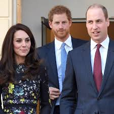 prince harry kate middleton prince william in london 2017