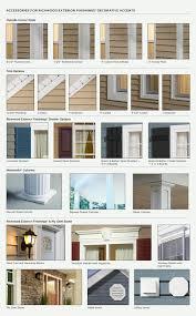 exterior decorative trim for homes variform 5 inch casing trim variform