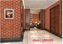 popular red wallpaper bedroom buy cheap red wallpaper bedroom lots