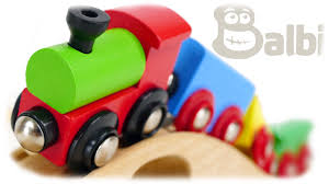 trains for children video balbi child craft starter train set