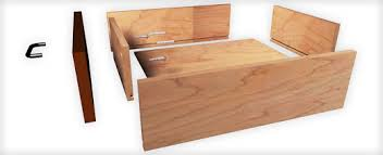 how to build a table with drawers how to build drawer boxes