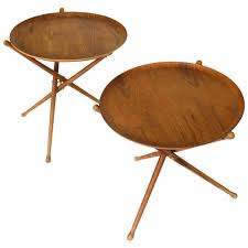 viyet designer furniture tables nils landberg danish modern