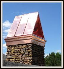 fireplace chimney design our roosevelt chimney shroud designed to hide those ugly spark