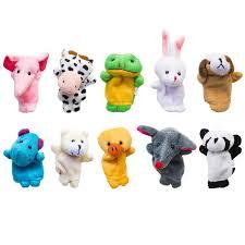 amazon com finger puppets toys u0026 games