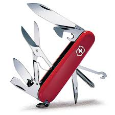 Victorinox Kitchen Knives Australia Super Tinker Swiss Army Knife