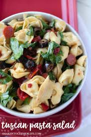 tuscan pasta salad u0026 summer recipes with essential oils