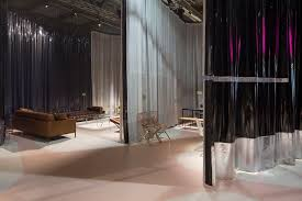 Petra Blaisse Curtains Knoll 2015salone Del Mobile Inside Outside