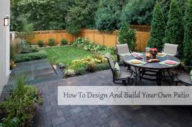 Designer Patios Patio Design How To Jpg
