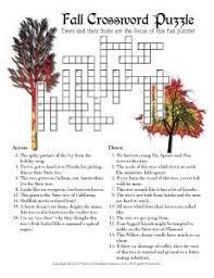thanksgiving crosswords printable