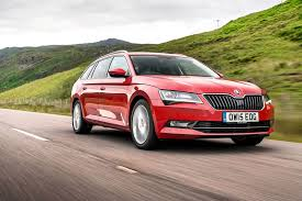 skoda superb 2 0 tsi 280 4x4 estate first drive car may 2016 by