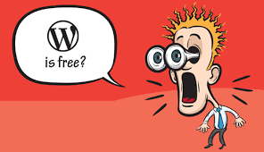 what s why is wordpress free what are the costs what is the catch