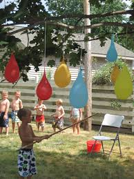 water games you and your family will love to play this summer