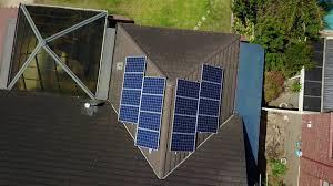 solar panels on roof solar panels on residential roof youtube