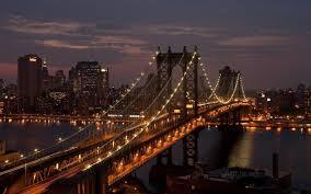 Street New York City Hd World Wallpapers Ololoshenka Pinterest by Manhattan Bridge New York City United States Wallpaper X Art