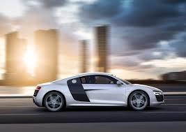Audi R8 Grey - 2013 suzuka grey audi r8 v10 side view eurocar news